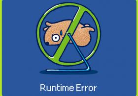 Asp.net Runtime Error Çözüm