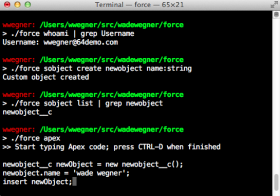 C# Process CommandLine