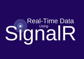 Signalr .net Core
