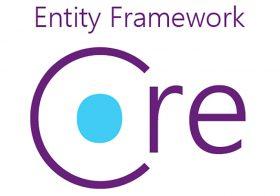 .net core EF Scaffold